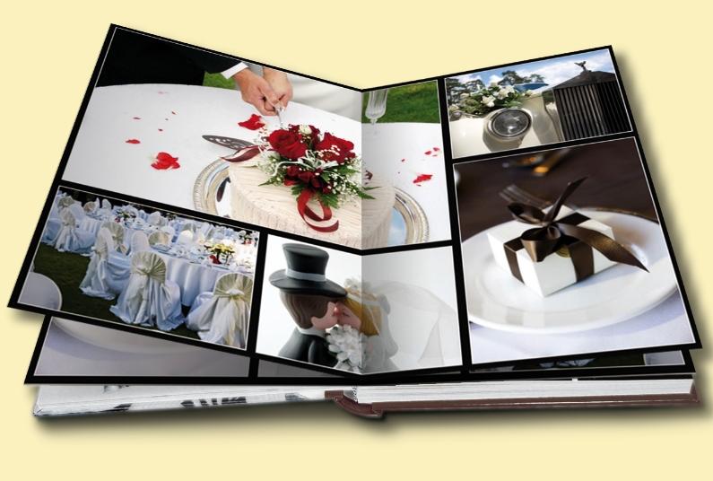 Álbumes profesionales de boda