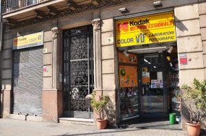 Color Vif Laboratorio fotográfico Profesional en Barcelona
