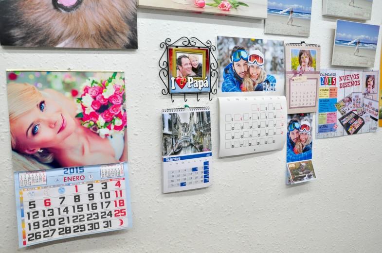 Foto calendarios y foto regalos personalizados
