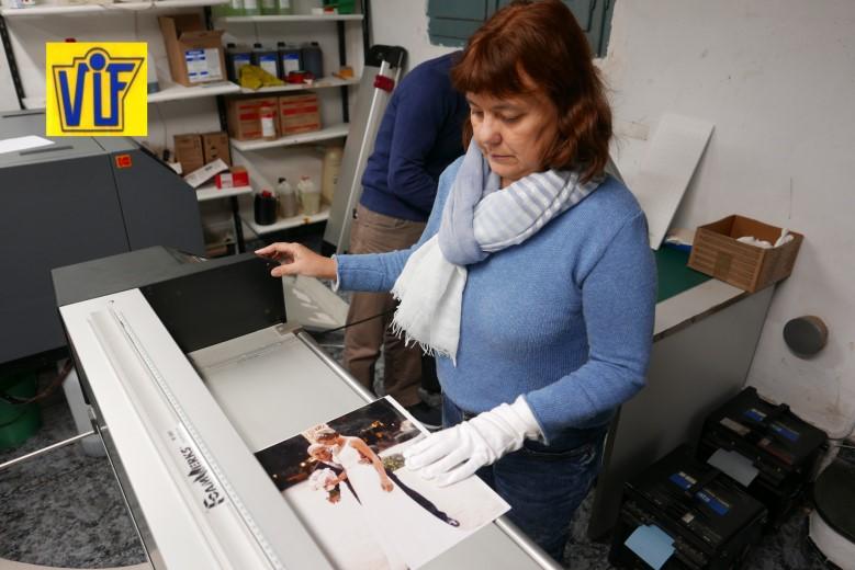 Donde imprimir fotos en Barcelona, Aragó, 195, Colorvif, tienda laboratorio fotográfico profesional